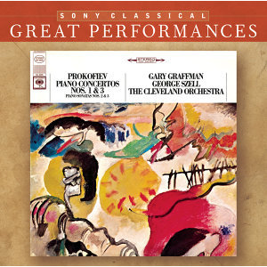Gary Graffman The Cleveland Orchestra, George Szell 歌手頭像