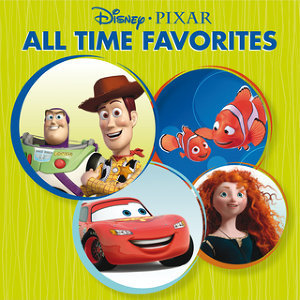 Disney-Pixar All Time Favorites 歌手頭像