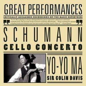 Emanuel Ax, Yo-Yo Ma, Bavarian Radio Symphony Orchestra, Sir Colin Davis