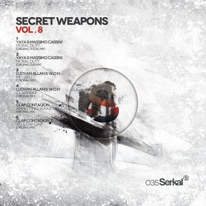 Secret Weapons Vol.8 歌手頭像