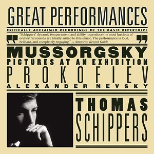 Thomas Schippers, New York Philharmonic, Lili Chookasian 歌手頭像