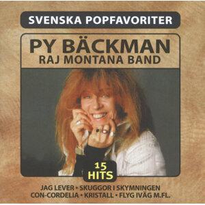 Raj Montana Band,Py Bäckman 歌手頭像