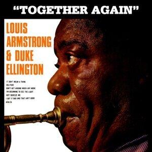 Louis Armstrong, Duke Ellington 歌手頭像