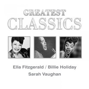 Ella Fitzgerald, Billie Holiday, Sara Vaughan 歌手頭像