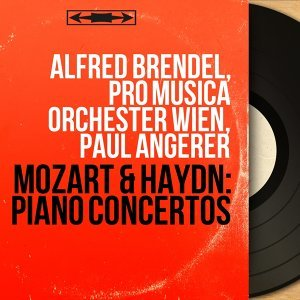 Alfred Brendel, Pro Musica Orchester Wien, Paul Angerer 歌手頭像
