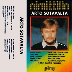 Arto Sotavalta 歌手頭像