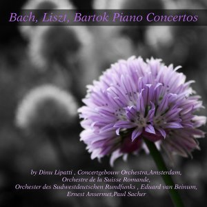 Amsterdam Concertgebouw Orchestra, Dinu Lipatti, Eduard van Beinum 歌手頭像