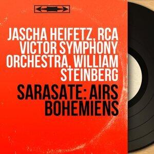 Jascha Heifetz, RCA Victor Symphony Orchestra, William Steinberg 歌手頭像