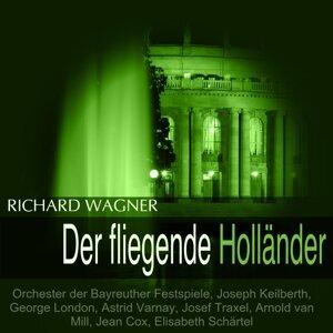 Orchester der Bayreuther Festspiele, Joseph Keilberth, George London, Astrid Varnay 歌手頭像