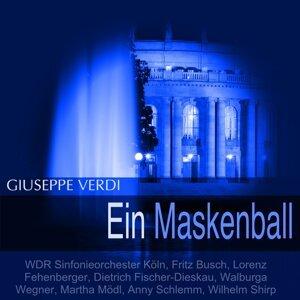 WDR Sinfonieorchester Köln, Fritz Busch, Lorenz Fehenberger, Dietrich Fischer-Dieskau 歌手頭像