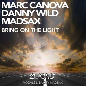 Marc Canova, Danny Wild, Madsax 歌手頭像