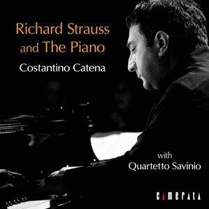 コスタンティーノ・カテーナ&サヴィニオ弦楽四重奏団 歌手頭像