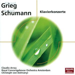 Claudio Arrau,Royal Concertgebouw Orchestra,Christoph von Dohnanyi 歌手頭像