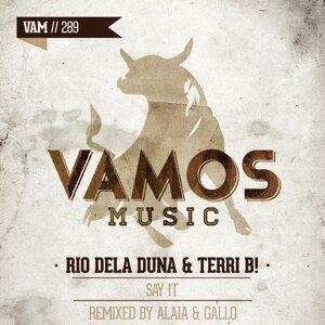 Rio Dela Duna, Terri B! 歌手頭像