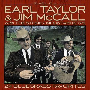Earl Taylor & Jim McCall with The Stoney Mountain Boys 歌手頭像