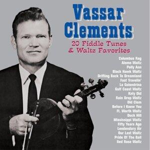 Vassar Clements 歌手頭像