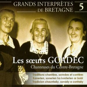 Les Soeurs Goadec 歌手頭像