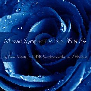 Sinfonieorchester des Norddeutschen Rundfunks, Pierre Monteux 歌手頭像