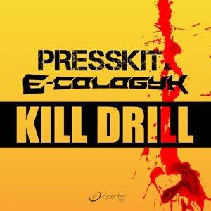 Presskit, E-Cologyk 歌手頭像