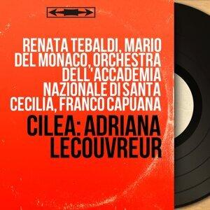 Renata Tebaldi, Mario Del Monaco, Orchestra dell'Accademia nazionale di Santa Cecilia, Franco Capuana 歌手頭像