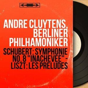 André Cluytens, Berliner Philhamoniker 歌手頭像