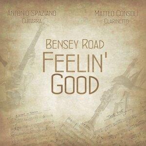 Bensey Road, Matteo Consoli, Antonio Spaziano 歌手頭像