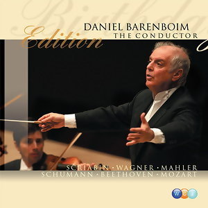 Daniel Barenboim [65th Birthday Box] 歌手頭像
