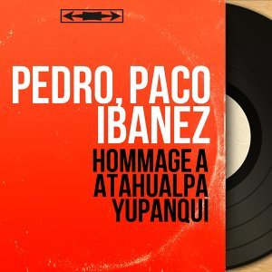 Pedro, Paco Ibanez 歌手頭像