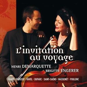 Henri Demarquette/Brigitte Engerer 歌手頭像