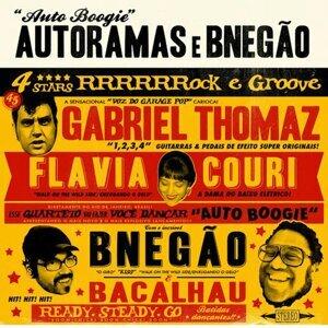 Autoramas, BNegão 歌手頭像