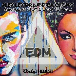 Alex Lextar, Andrea Corsari 歌手頭像