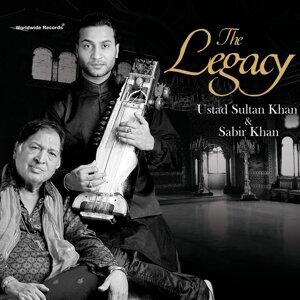 Ustad Sultan Khan, Akriti Kakkar, Sabir Khan 歌手頭像