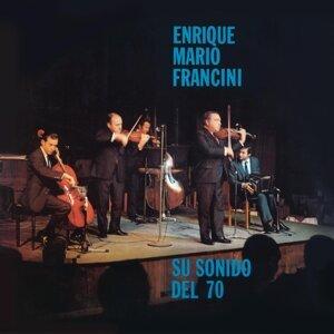 Enrique Mario Francini y Su Sexteto アーティスト写真