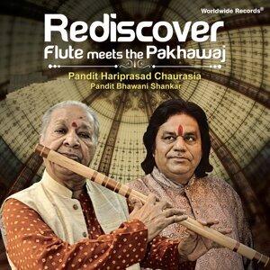 Pandit Hariprasad Chaurasia, Pandit Bhawani Shankar 歌手頭像