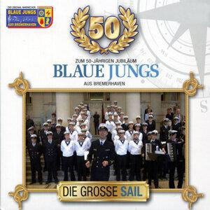 Original Marinechor Blaue Jungs aus Bremerhaven 歌手頭像