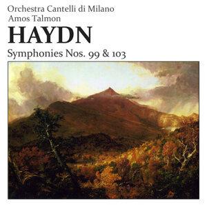 Orchestra Cantelli di Milano, Amos Talmon 歌手頭像