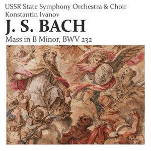 USSR State Symphony Orchestra, USSR State Symphony Orchestra Choir, Konstantin Ivanov 歌手頭像