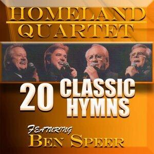 Homeland Quartet 歌手頭像