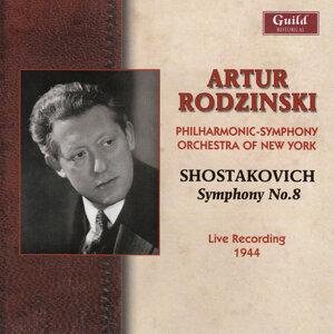 Philharmonic-Symphony Orchestra of New York, Artur Rodzinski - Conductor 歌手頭像