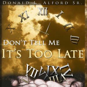 Donald Alford Sr. 歌手頭像
