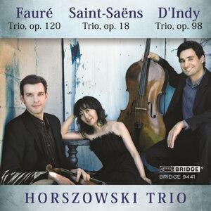 Horszowski Trio 歌手頭像
