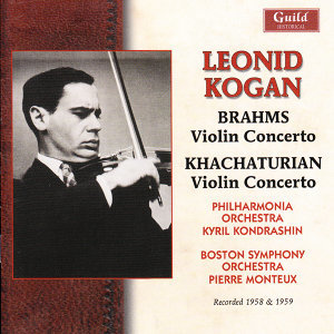 Leonid Kogan, Philharmonia Orchestra, Boston Symphony Orchestra 歌手頭像