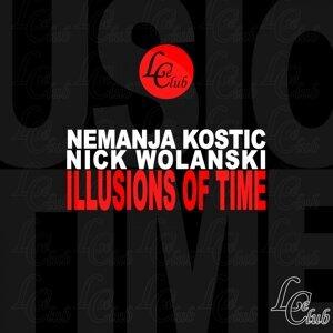 Nemanja Kostic, Nick Wolanski 歌手頭像