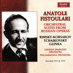 London Symphony Orchestra, Philharmonia Orchestra, Anatole Fistoulari 歌手頭像