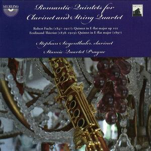 Stamic Quartet Prague, Stephan Siegenthaler 歌手頭像