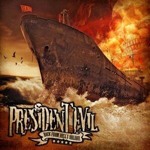 President Evil 歌手頭像
