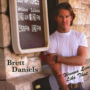Brett Daniels 歌手頭像