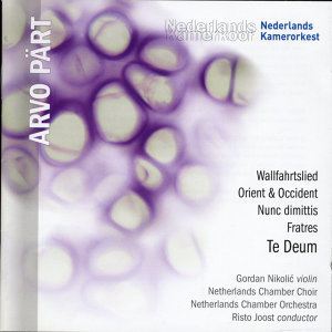 Netherlands Chamber Choir, Gordan Nikolic 歌手頭像