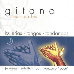 Juaneke, Salaito, Juan Manzano 歌手頭像