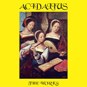 Acidalius 歌手頭像